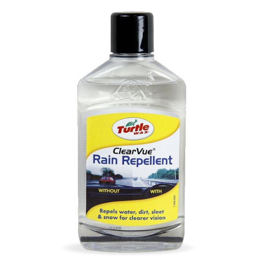 Фото Turtle Wax Clear Vue Rain Repellent антидождь 300 мл
