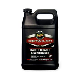 Фото Meguiar's Leather Cleaner and Conditioner Средство для кожи 3.78 л