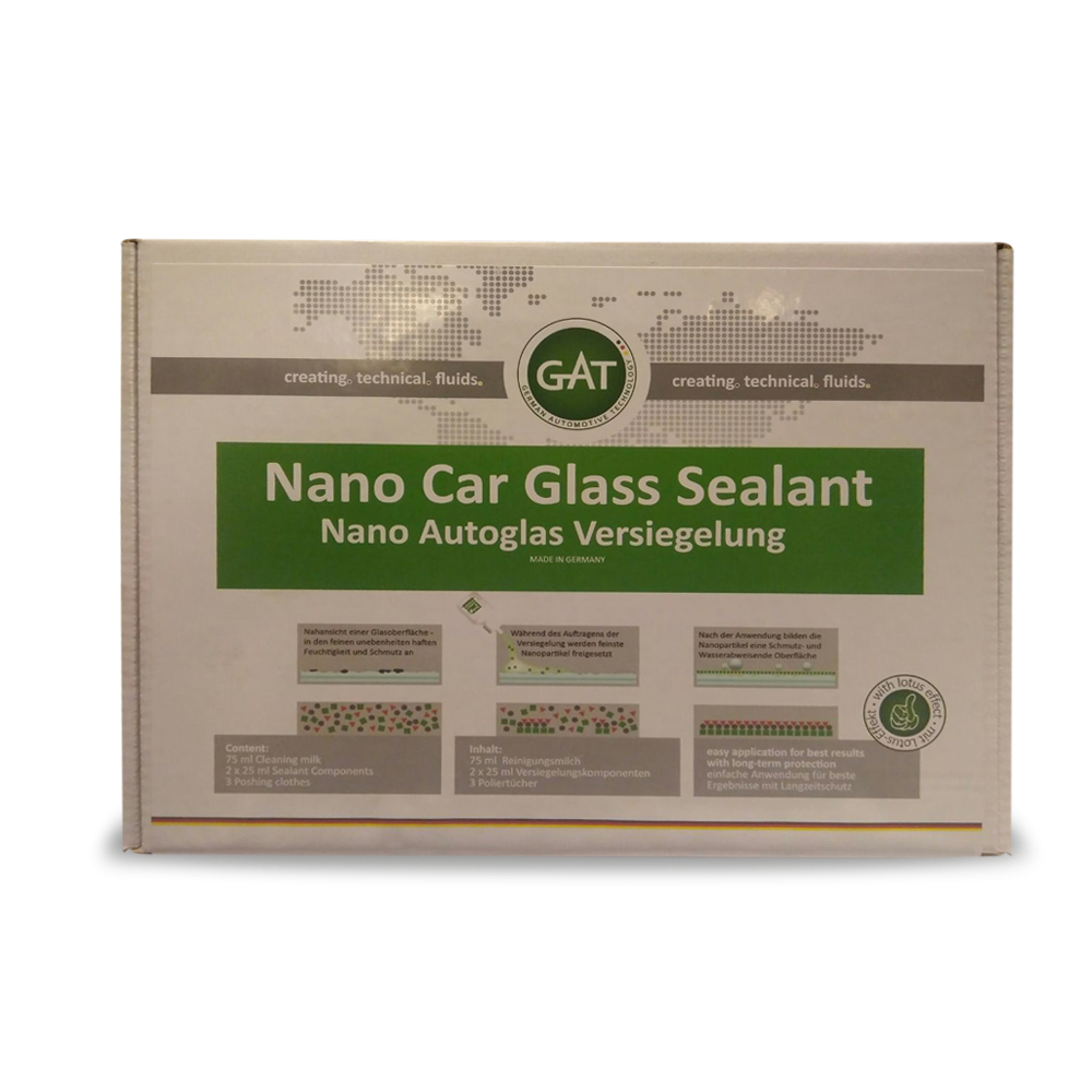 Nano Car Glass